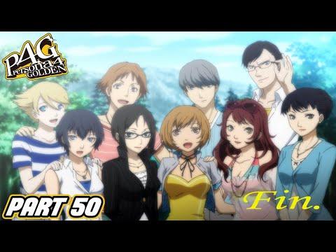Persona 4 Golden - Final Boss Fights - True Ending #50