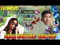 NEW HERO LEOMORD FIGHTER SKILL TERBANYAAAK     Mobile Legends