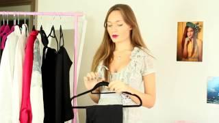 видео Какие вещи должны быть в гардеробе женщины