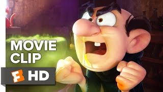 Smurfs: The Lost Village Movie CLIP - Gargamel's Plan (2017) - Rainn Wilson Movie