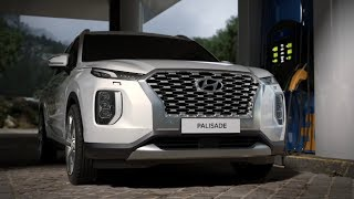 2020 Hyundai PALISADE Suv - New Hyundai Palisade Experience