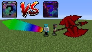 Minecraft Lucky Wars - 2 Farklı Şans Bloğu Bölüm 4