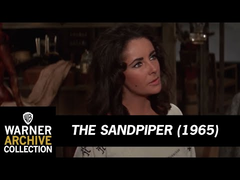 The Sandpiper (1965) – Clean, Content and Without Guilt