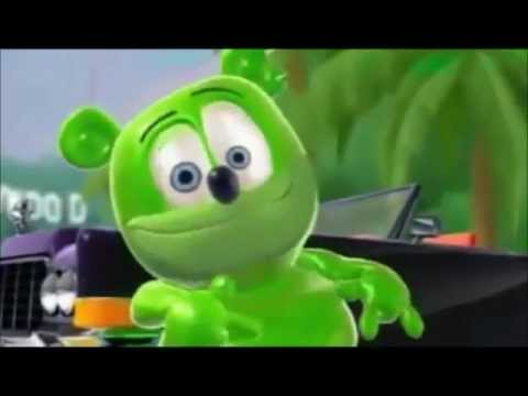 Gummy Bear - Eu sou o Gummy Bear [ I'm Gummy Bear] Brasil