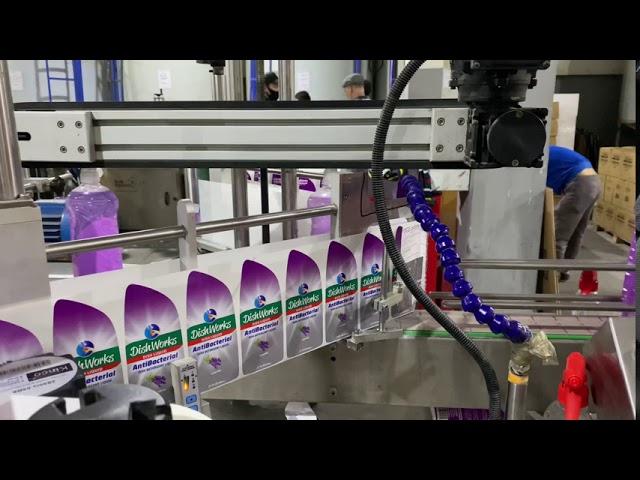 Etiketleme Makinası - Har Makina A.Ş.