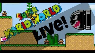 Speedrun - Super Mario World - 11 Saídas