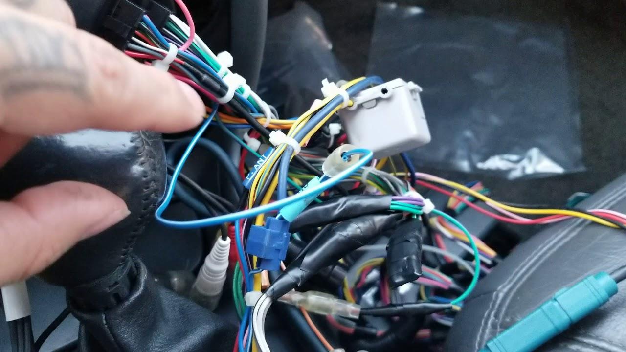 2000 pontiac bonneville radio install youtube 2002 pontiac bonneville stereo wiring harness 2000 pontiac bonneville radio [ 1280 x 720 Pixel ]