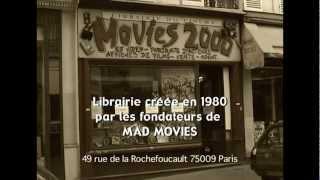 Reportage Mad Movies, une Revue Fantastique (Version 2001)