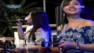 WAHYU KIDUNG KOLOSEBO - REZHA ft RIYANA - OM KALIMBA MUSIC DANGDUT - LIVE BALAI DESA KALSEMAN GATAK