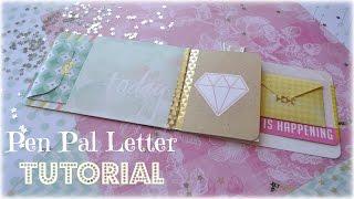 Pen Pal Letter Tutorial
