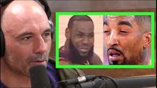 Joe Rogan - Was JR Smith High During NBA Finals Mistake?