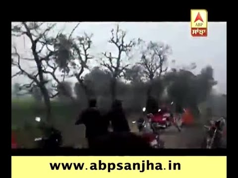 Mob beats government official for forcing tractor driver to participate in a human chain