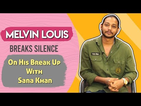 Melvin Louis BREAKS Silence: Responds To Sana Khan's Allegations About Making A Girl Pregnant & More