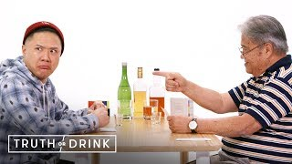 My Dad & I Play Truth or Drink (Timothy DeLaGhetto) | Cut