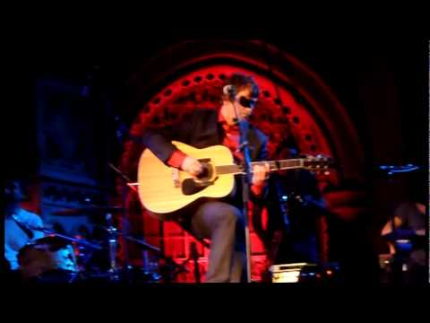 I Am Kloot Radiation @ Islington Union Chapel 29 Sep 10 Soundcheck
