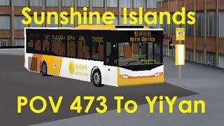 [4x] Roblox Sunshine Islands 473 to Leafy Bay POV Timelapse