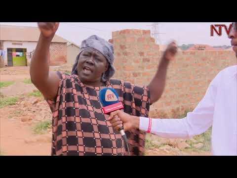 Eby'e Lusanja bikyalanda: Kiconco azzeeyo mu kkooti okuyimiriza abazimba