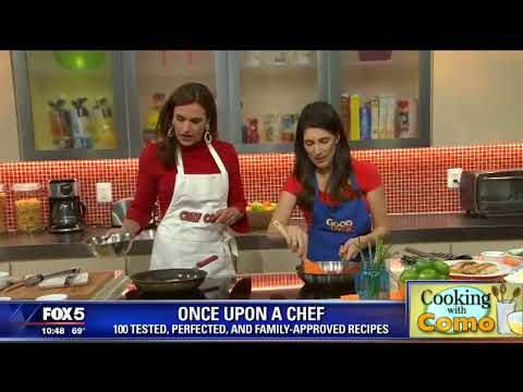 Once Upon A Chef new cookbook 458119 1800 - YouTube