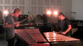 Toccata for Vibraphone and Marimba by Anders Koppel