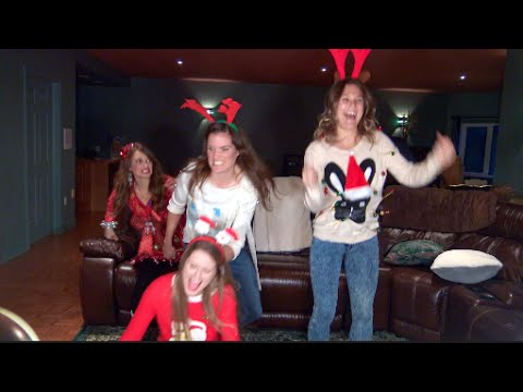 UGLY X-MAS SWEATER SONG! HILARIOUS!!!