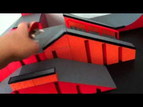 Tech deck ryan sheckler warehouse combo set