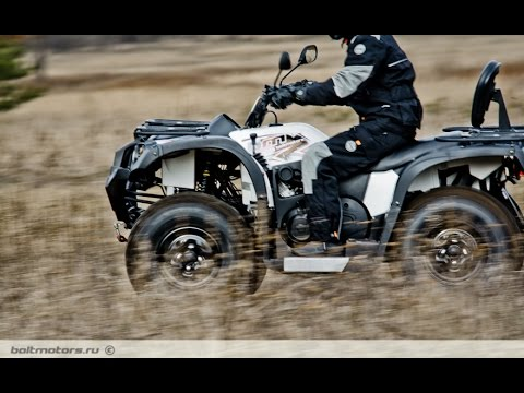 Baltmotors-Hisun: ATV 500-700 EFI