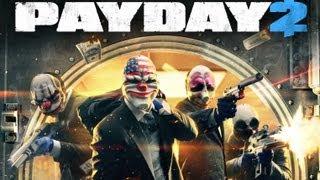 HD Payday 2 - La Mala Veneziana #4 - Gameplay Leggendario