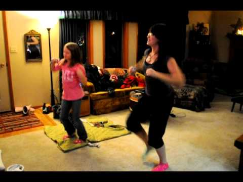 Wii Just Dance - Cotton Eyed Joe
