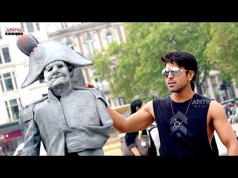 Govindudu Andarivadele Songs Trailer - Prathichota Nake Swagatham Song - Ram Charan, Kajal Aggarwal