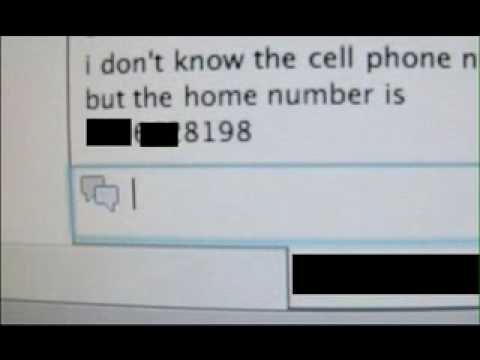 The Phone Number Test