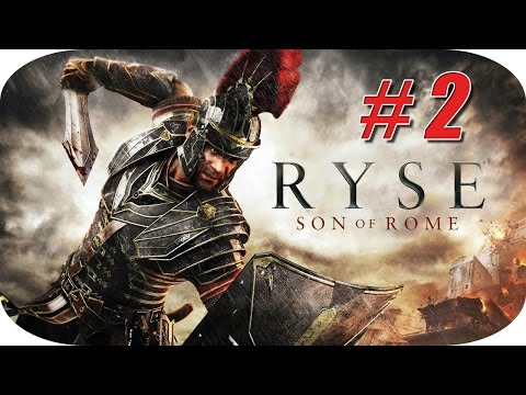 Ryse Son of Rome - Gameplay Español - Capitulo 2 - S.P.Q.R.