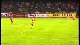 1993 September 15 Twente Enschede Holland 3 Bayern Munich Germany 4 UEFA Cup