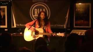 "Maddie Wilson - Original Song - ""Running For My Life"" @ Bluebird Cafe"