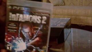 inFAMOUS 2 Hero Edition:Unboxing