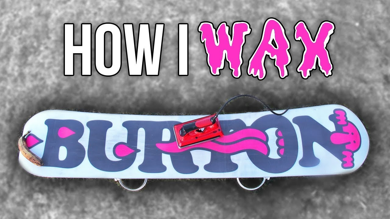 an introduction to the way to wax a snowboard There are specific snowboard and ski waxing irons that are generally smaller than your average clothing iron wax irons maintain a steady temperature and are worth the investment if you're a regular skier or snowboarder scrape from the tip of the board or ski and work your way back.