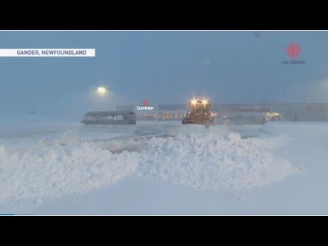 Canada Heavy Snow and Blizzard Conditions, Southern Hemisphere Cools   Grand Solar Minimum (614)