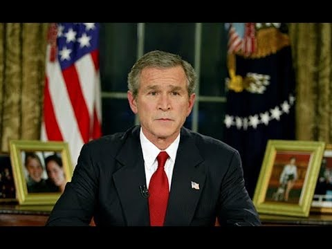 George W. Bush - Operation Iraqi Freedom