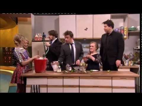 """""""Charlotte Church"""" The Jonathan Ross Show (Christmas Special) 22 December 2012 Part 6/6"""