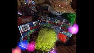 Rainbow Loom Webstore Haul!!!!!!!!! thumbnail