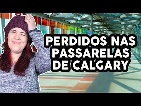 COISAS BOAS E RUINS DE CALGARY Parte 2 | CALGARY | VIAGEM PELO CANADÁ #19 | KITTY NO CANADÁ