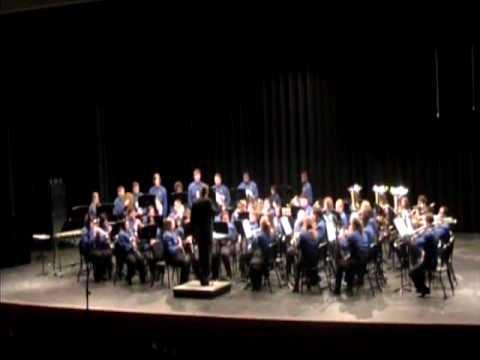 "Hooks High School Band - ""Pinnacle"""