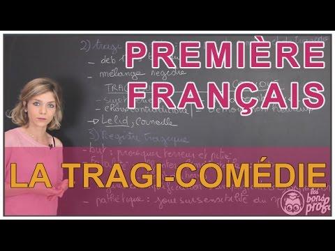 Download La tragi-comédie et le registre tragique - Français Première - Les Bons Profs