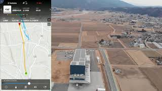 DJI Mavic Air range test recorded over 3000m in CE / SRRC / MIC mode and RTH failed