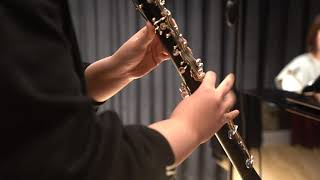 Bernhard Henrik Crusell - Clarinet Concerto No.2 in F-minor, Op.5 (c. 1817) 2nd mov.