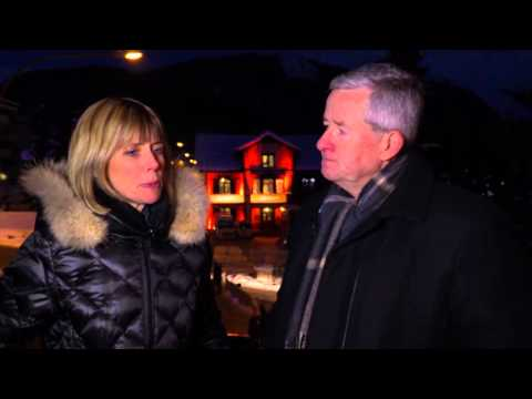 Davos 2016 Hub Culture Interview w Brian Gallagher of the United Way