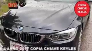 Copia chiave Keyless BMW serie 4