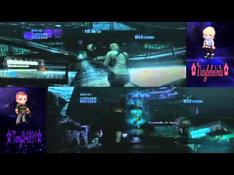 Resident Evil 6 PS3 Mercenaries Combo 150 1440K Creature Workshop Sherry & Jake W/ Tamy24391