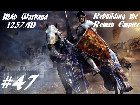M&b Warband 1257AD Part 47 - War with the Hafsid Dynasty