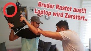 SAMSUNG S9 ZERSTÖRT PRANK AN BRUDER GEHT EXTREM SCHIEF!!!
