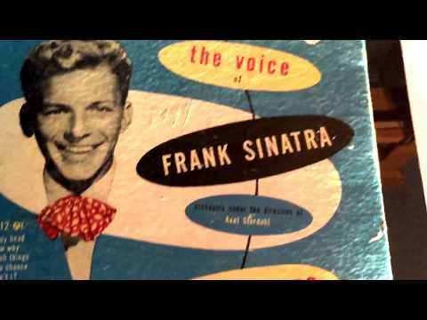 The First Concept Album? The Voice Of Frank Sinatra 78 RPM From 1946 Mp3